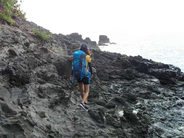 Coastal Hike Excercise