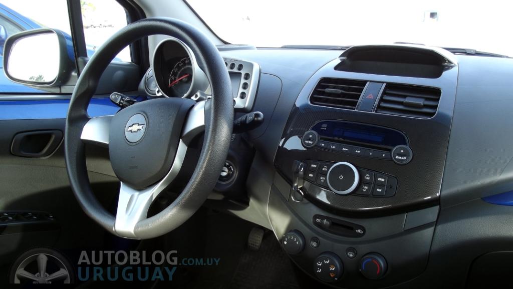 Prueba Chevrolet Spark Gt 12 16v Parte 1 Autoblog Uruguay