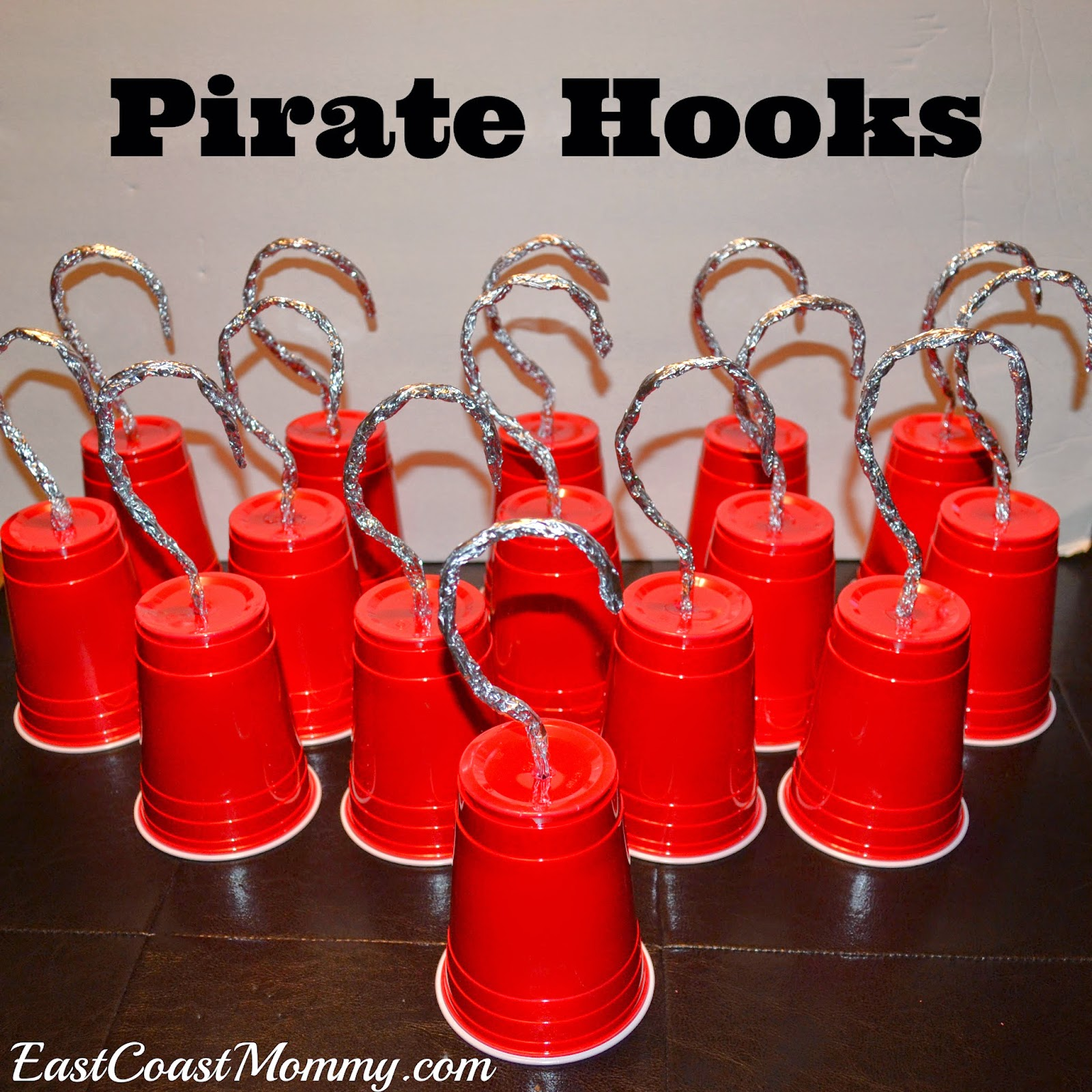 Princess Pirate Party Decoration Ideas