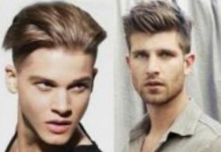 Potongan Rambut Lelaki Dengan Bentuk Wajah Segitiga
