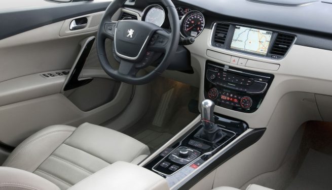2018 peugeot 508 style concept performance pictures for Interior peugeot 508