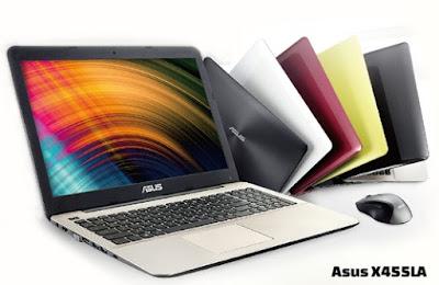 laptop asus 5 jutaan tipe x455la