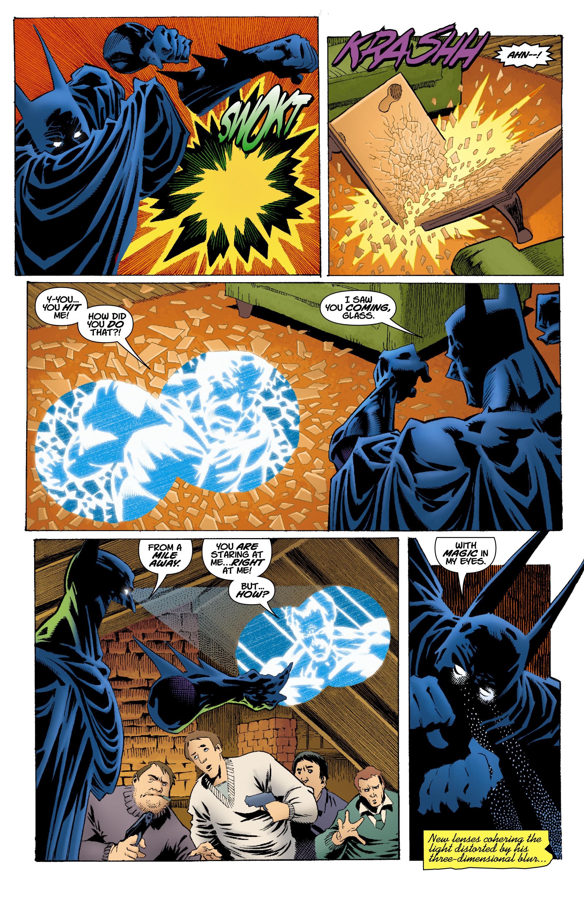 Read online Batman: Unseen comic -  Issue #5 - 12