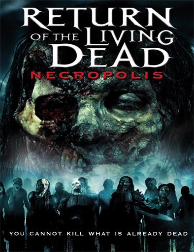 Ver El regreso de los muertos vivientes 4 (2005) Online
