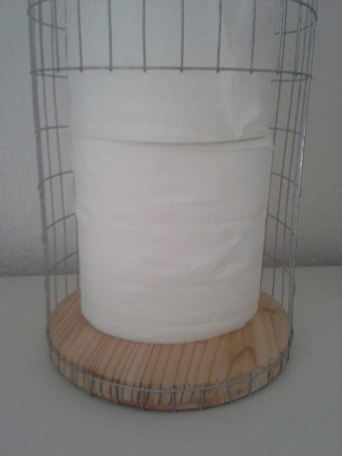 Top Flinks Hobby: Toiletrulleholder af voliernet OA71