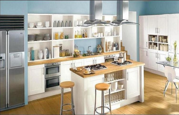 Emejing Mueble Isla Cocina Pictures - Casas: Ideas & diseños ...