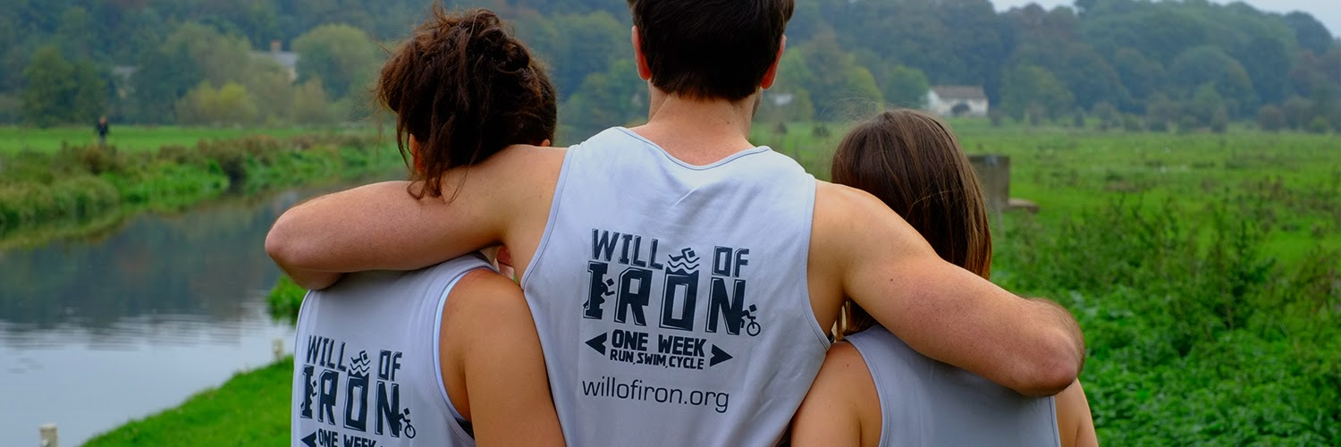 Will of Iron Triathlon Willow Foundation