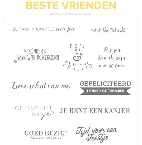 Kaartje Van Klaartje Nederlandse Su Sets