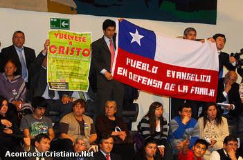 Evangélicos chilenos