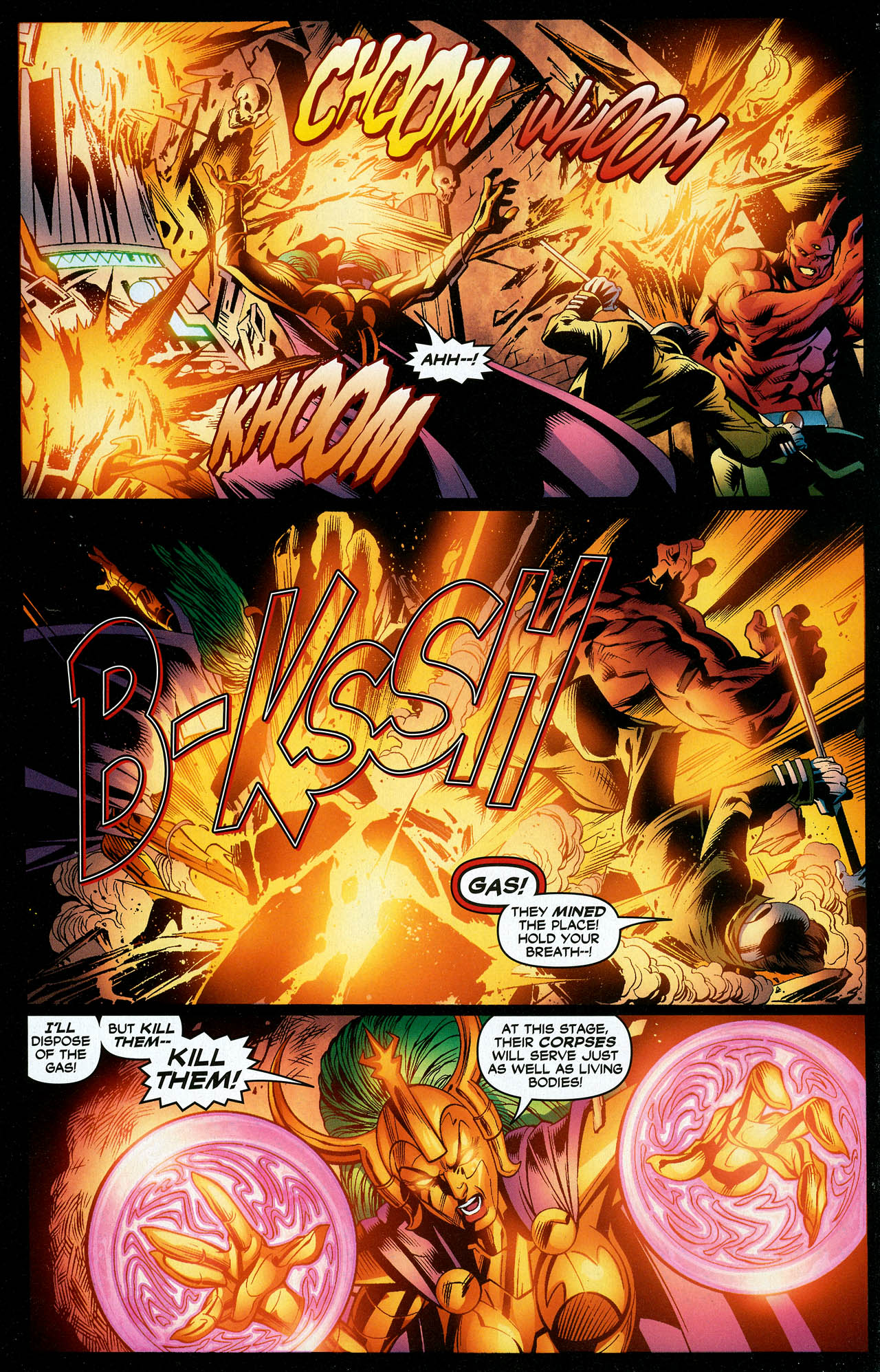 Read online Trinity (2008) comic -  Issue #15 - 14