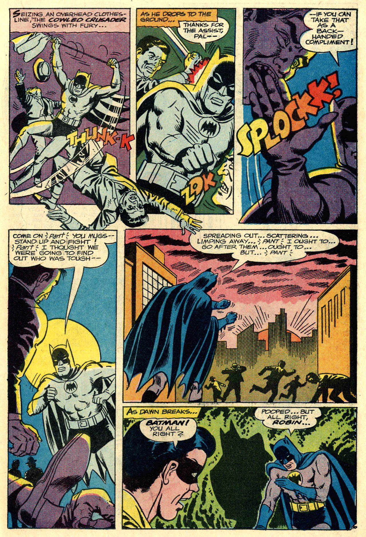 Detective Comics (1937) 354 Page 14