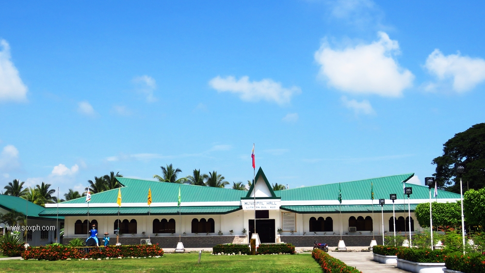 The Municipal Hall of Lutayan