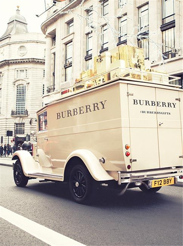 Christmas Magic Burberry