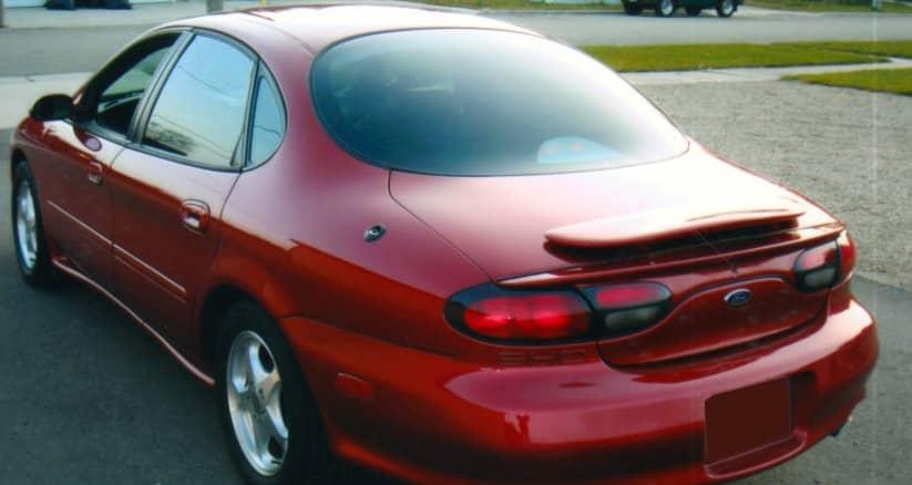 1999 Ford Taurus SHO Horsepower