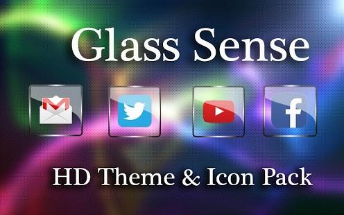 GLASS SENSE THEME Cover Photo