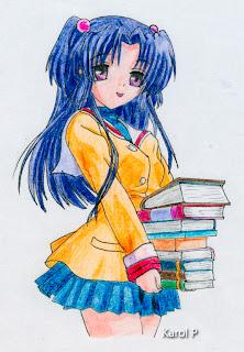 Kotomi Ichinose - Clannad