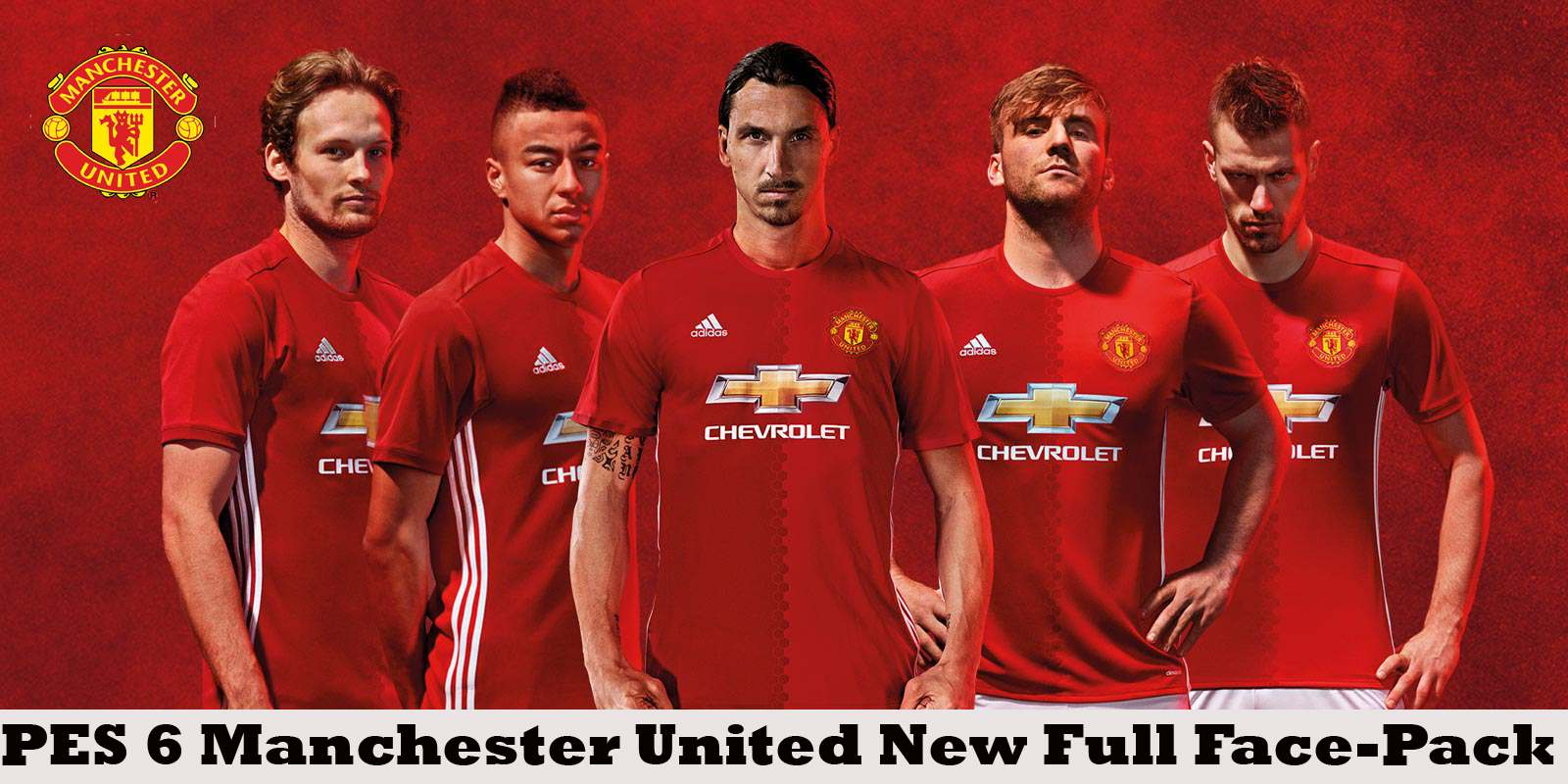 14ea03f7441 ultigamerz  PES 6 Manchester United New Full Face-Pack
