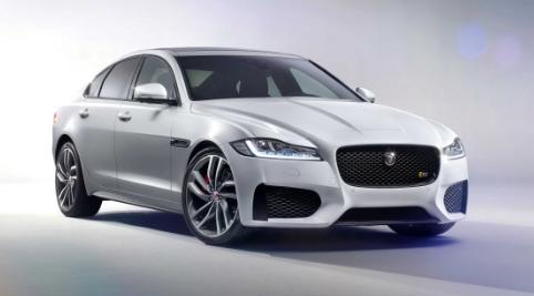 2018 Jaguar XF Engine Design