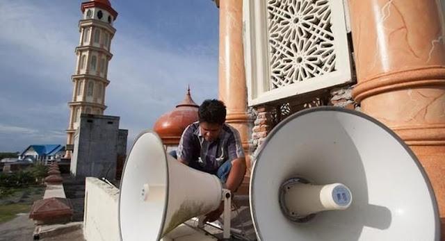 Wapres JK Didesak Cabut Aturan Pembatasan Suara Azan