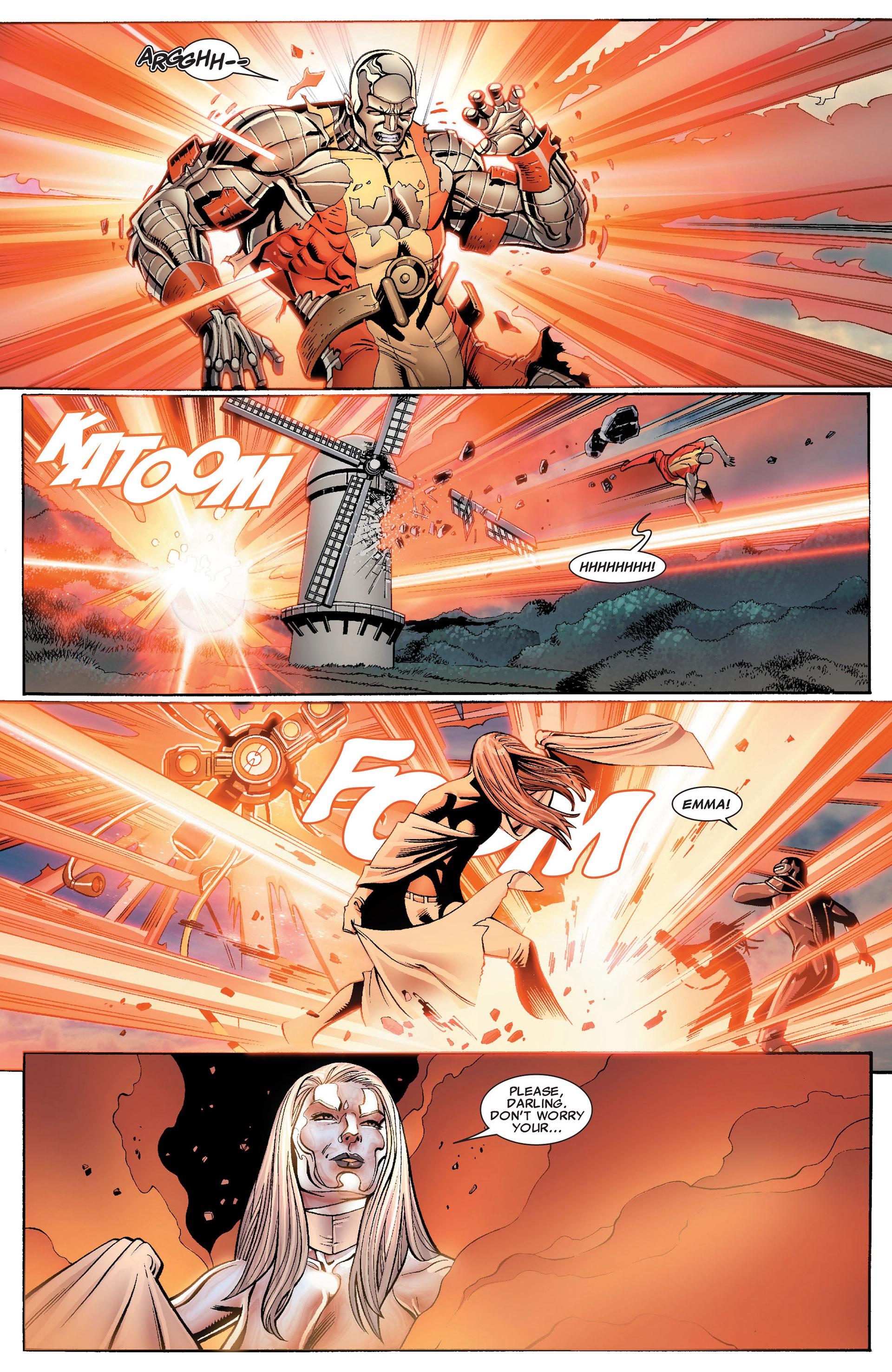 Read online Uncanny X-Men (2012) comic -  Issue #1 - 20