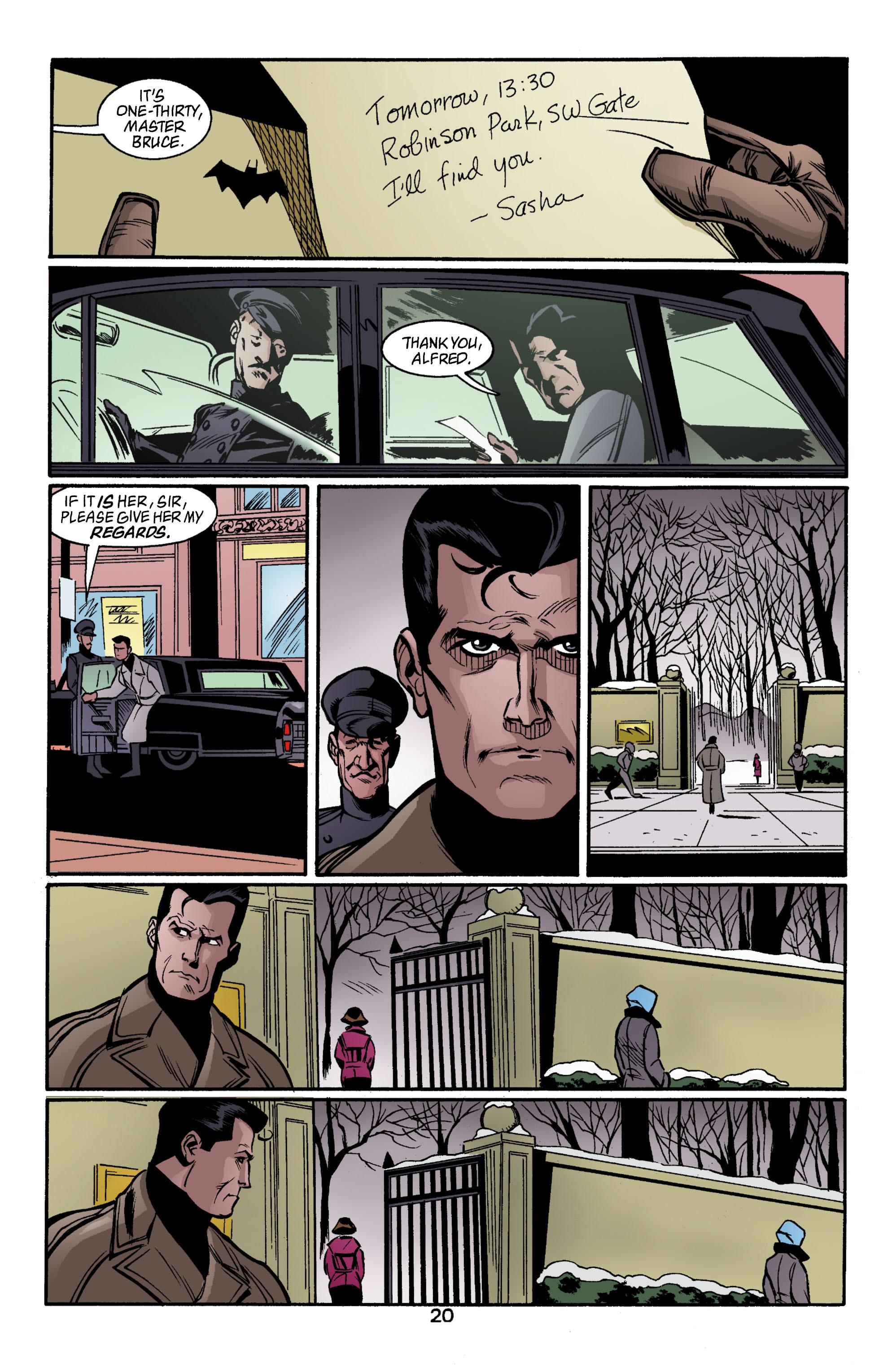 Detective Comics (1937) 775 Page 20