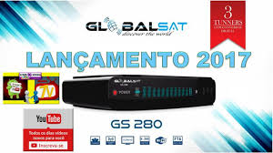 globalsat - NOVA ATUALIZAÇÃO DA MARCA GLOBALSAT Globalsat%2BGS280