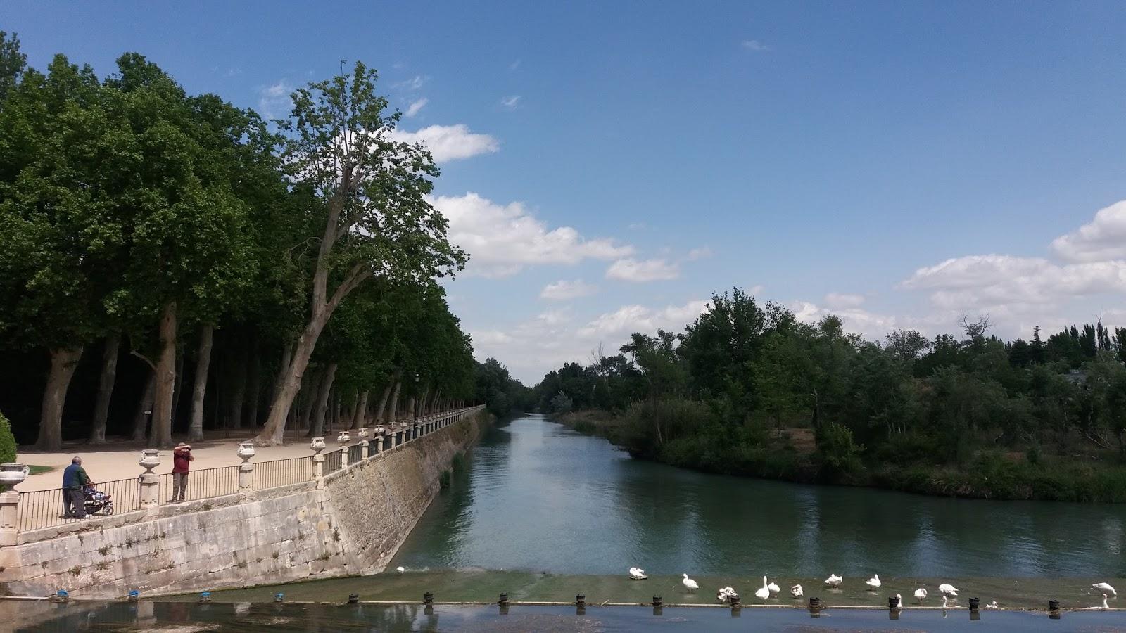 Madrid con encanto jard n de la isla en aranjuez for Jardin de la isla aranjuez