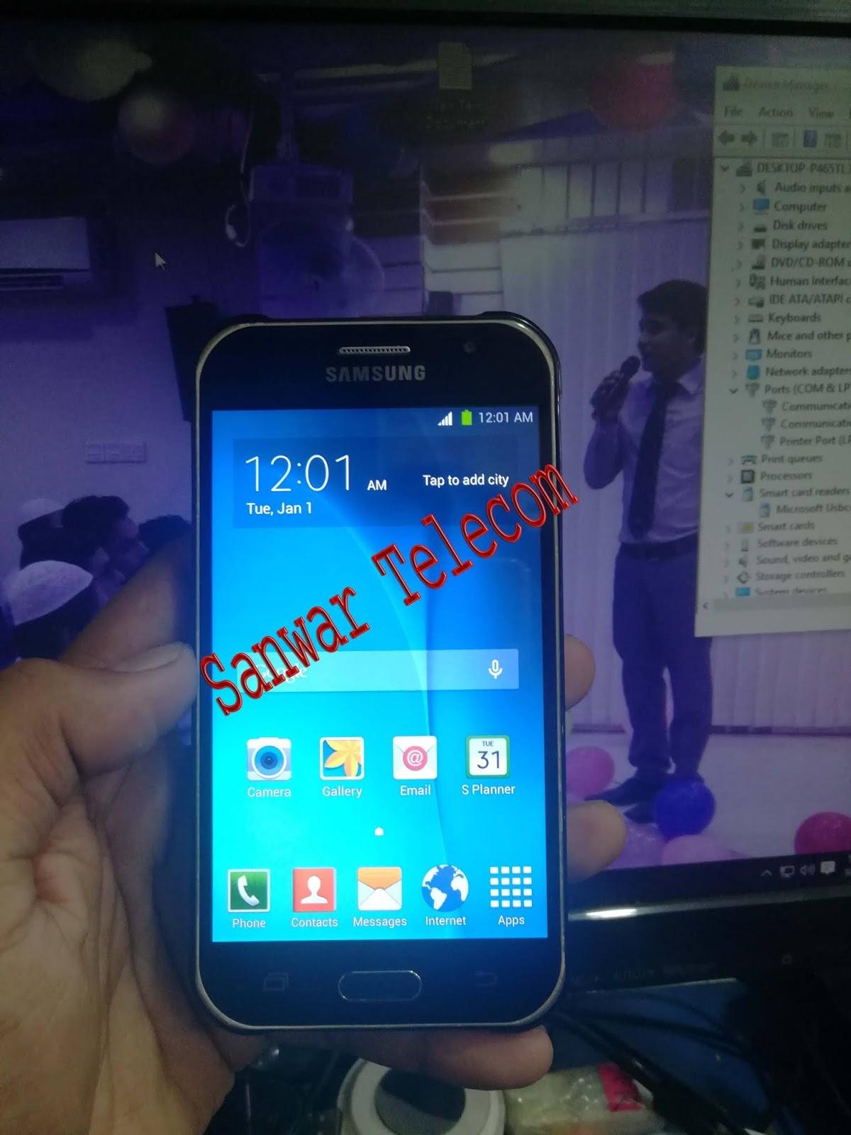 Samsung Copy Firmware Galaxy j1 ace / J110 / J110H Tested