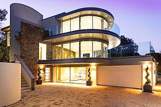 desain rumah mewah 2 lantai minimalis - rumah interior lampung