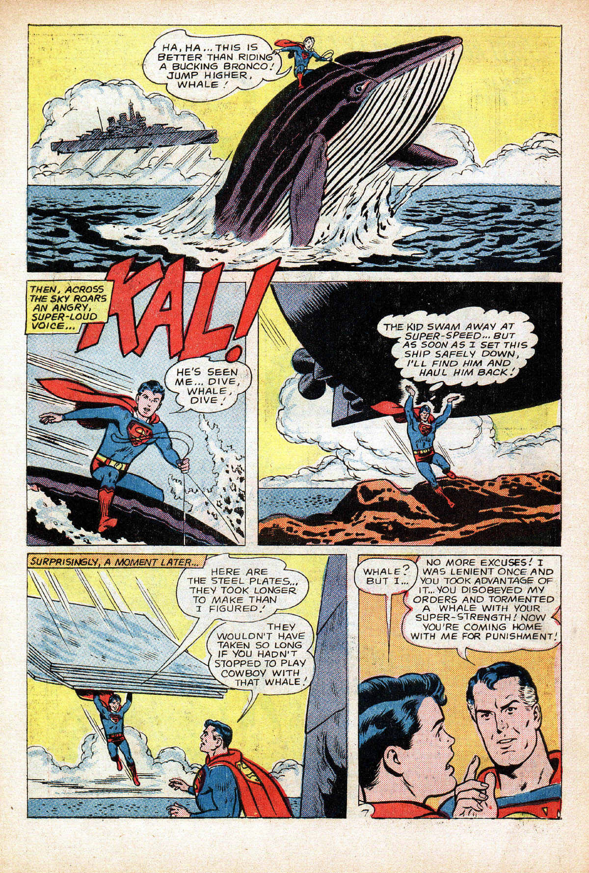 Read online World's Finest Comics comic -  Issue #157 - 10