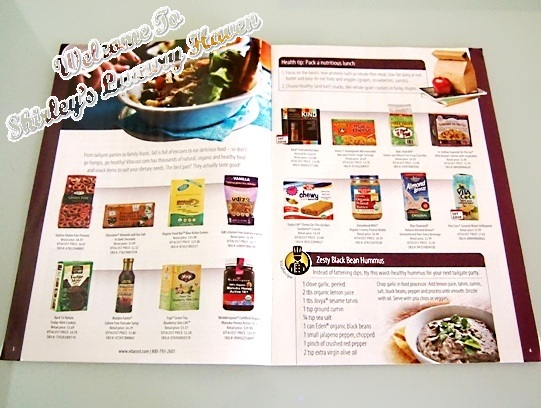 vitacost online shopping food catalogue