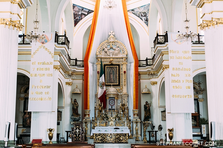 the church of our lady of guadalupe puerto vallarta