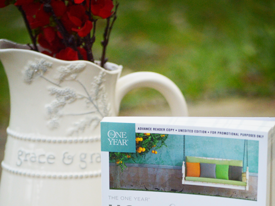 The Home & Garden Devotions: A Book Review #FCBlogger