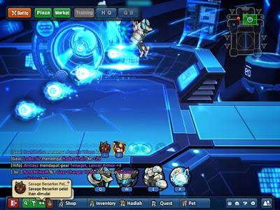 Zeta 5.0 VersiMalam Lost Saga Cheat NoDelay, Kebal, Unl HP, Kebal,Token Perunggu, DLL