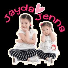 Jayda & Jenna
