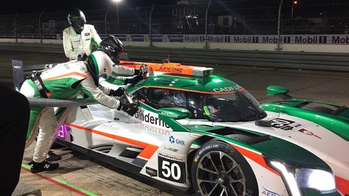 """Las """"Mobil 1"""" 12 Horas de Sebring resultan difíciles para el equipo debutante Juncos Racing"""