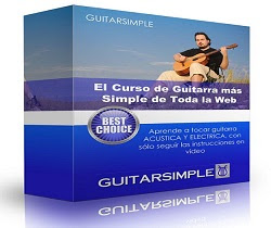 Curso de Guitarra Más Simple De Toda La Web
