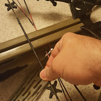 Wax On/Wax Off!  Take Care Of That String For Whitetail Success! 2
