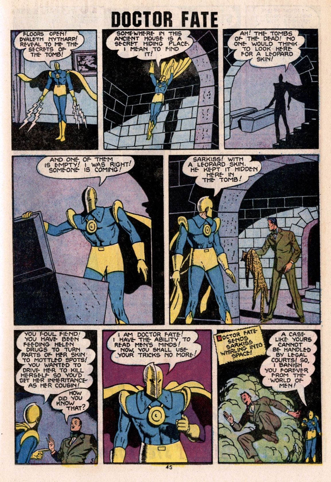 Detective Comics (1937) 439 Page 44