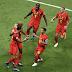 Goles - Brasil 1-2 Bélgica