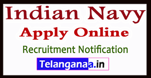 Indian Navy Nausena Bharti Recruitment Notification 2017 Apply