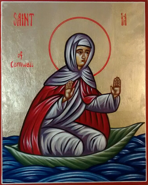 Image result for saint ia of cornwall