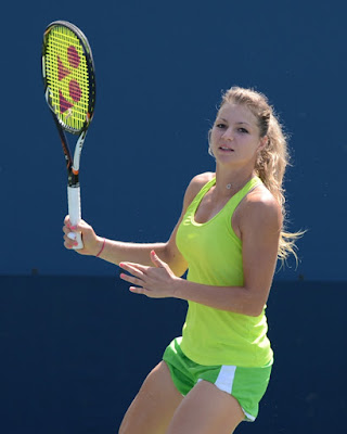 Maria Kirilenko Beauty Woman Tenis Player