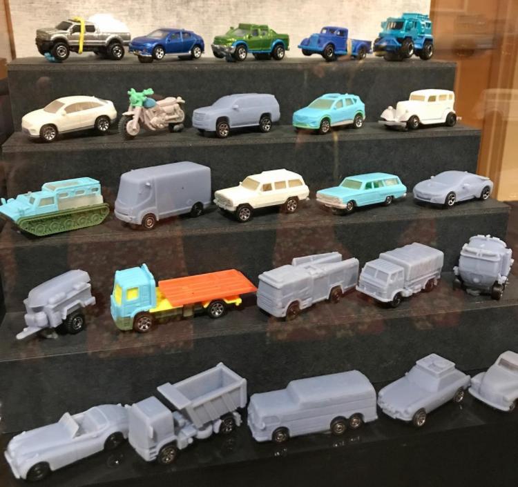 J And J Toys Matchbox 2018 New Models