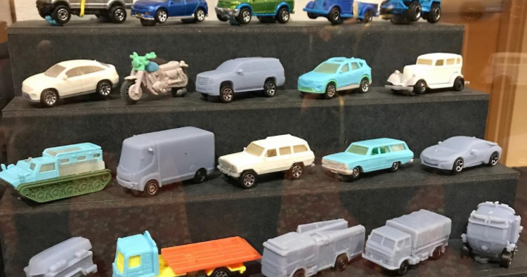 J And J Toys Matchbox 2018 New Models