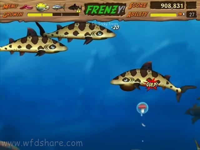 download game feeding frenzy crack