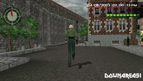 Shadow of Destiny PSP Game Screenshot
