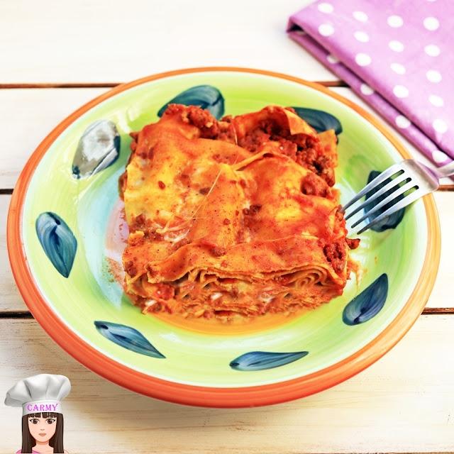 lasagna napoletana