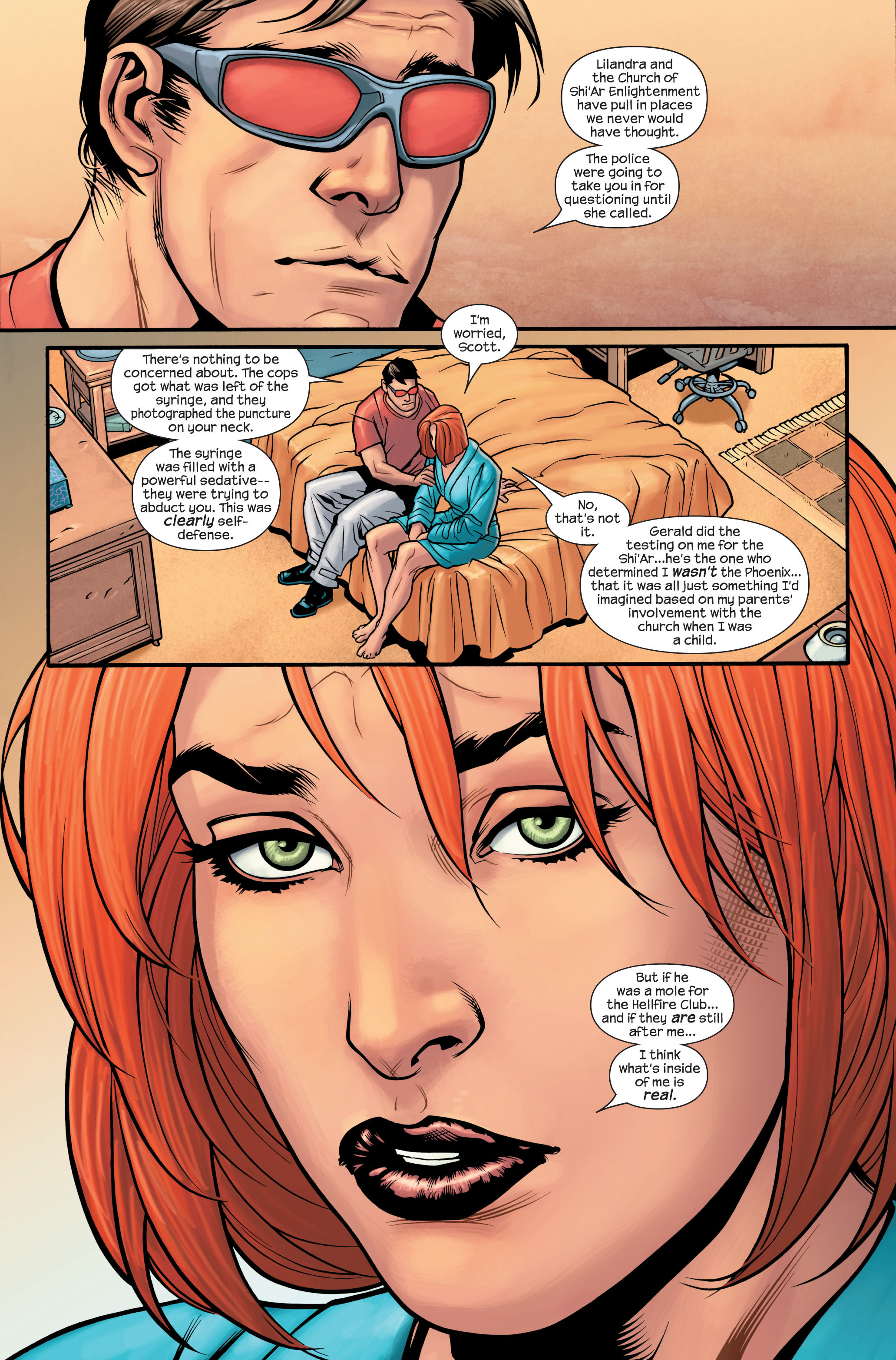 Read online Ultimate X-Men comic -  Issue #88 - 19