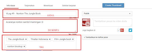 kenapa video youtube bisa trending